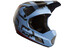 Fox Rampage Comp Creo Helmet Men red/blue